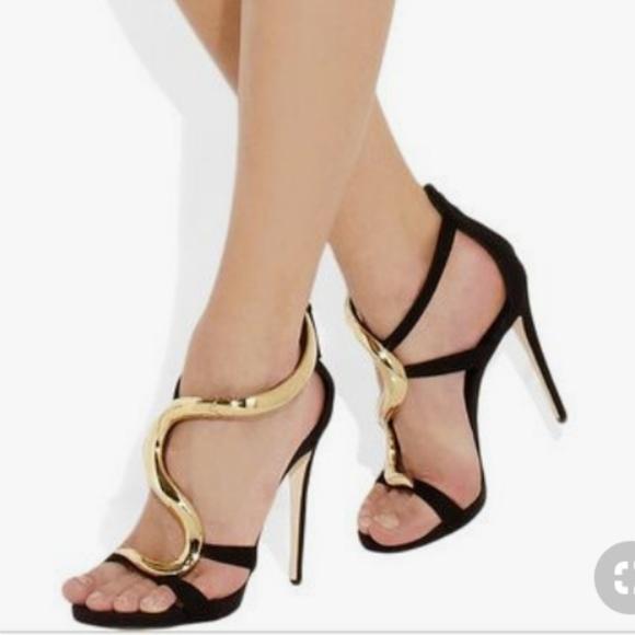 Giuseppe Zanotti Shoes - 💥 GIUSEPPE ZANOTTI Alien 115 Heels 37